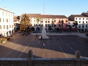Portogruaro Piazza della Repubblica