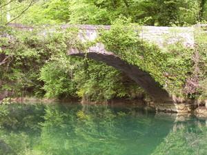 ponte sul torrente Cosa