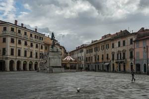 Piazza Mazzini Sarzana