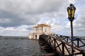 Ponte in Legno per la Casina Vanvitelliana