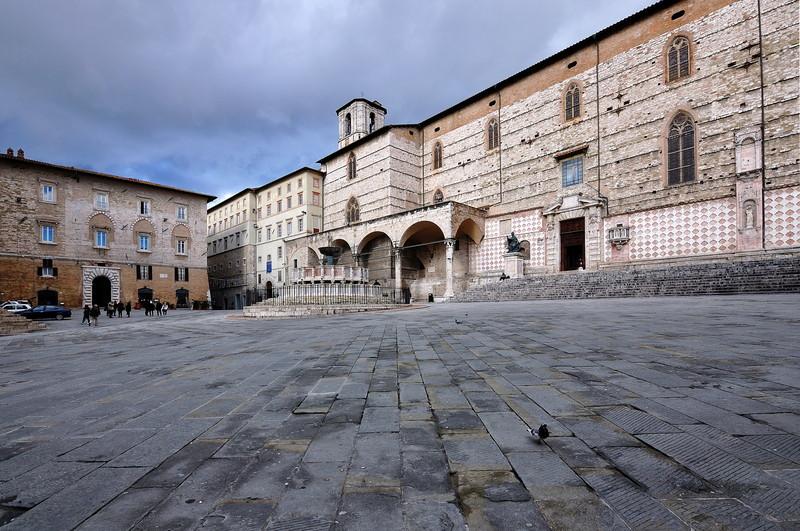 ''Piazza IV Novembre #2'' - Perugia