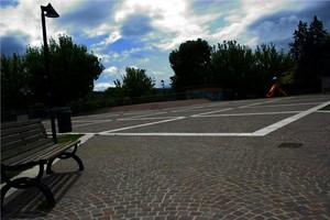 Piazza Lombardi – Un raggio di sole dopo la tempesta.