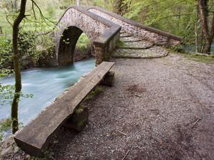 il ponte sul turrite…