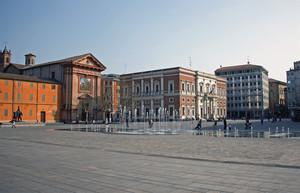 In Piazza a Reggio Emilia