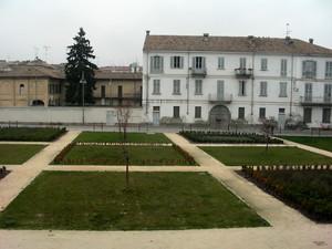 Piazza castello – nuova scenografia