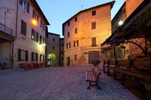 Piazza Benedetto Perfetti – Sarnano -