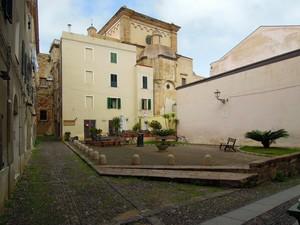 Alghero – Piazza Sanna
