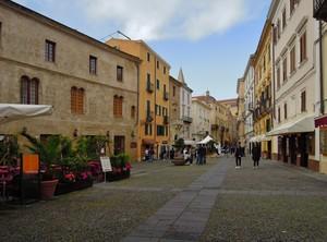Alghero- Piazza Civica