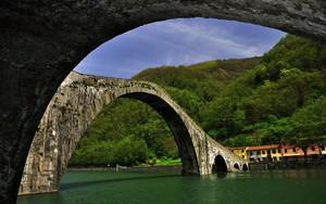 ponte del Diavolo o della Maddalena