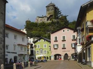 Dominata dal castello