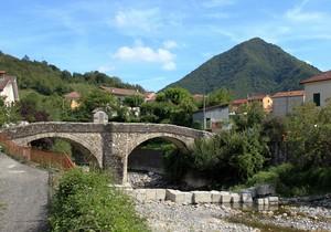 Ponte di Montoggio.
