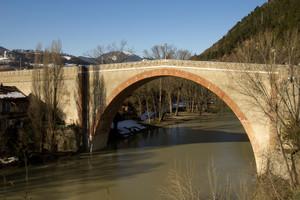 """Il Ponte della """" Discordia """""""