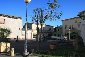 Piazza dell'autorità municipale