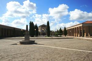 Piazza Venezia a Cortoghiana