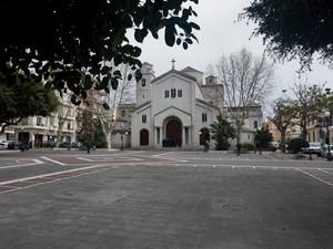 Piazza Mezzacapo ( conosciuta come piazza S.Agostino)
