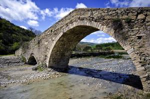 Il Ponte Failla a Troina
