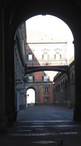 Ponticello a Palazzo Reale