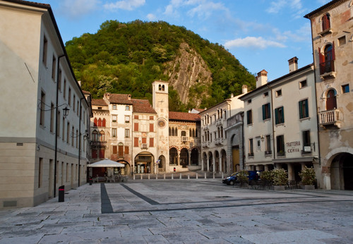 Piazza Marc'Antonio Flaminio, Vittorio Veneto (TV)