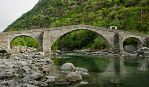 Ponte di Arnad