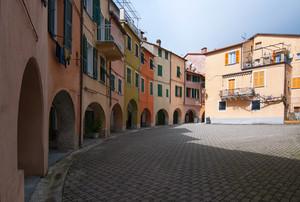 I colori del Borgo Rotondo