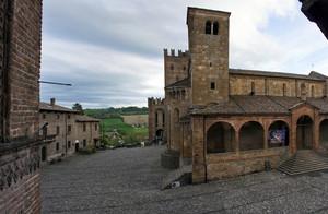 Dal Palazzo del Podestà.