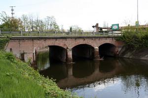 SS33 del Sempione Ponte sul Villoresi