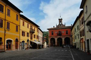 S. Agata Feltria – Piazza Garibaldi