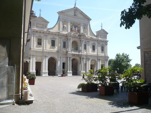Piazzale Santuario