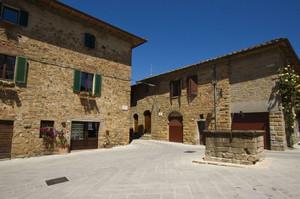 Piazza San Martino – Monticchiello