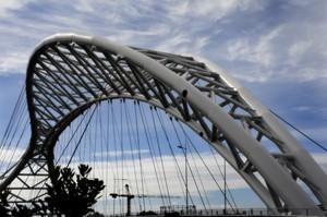 Garbatella Bridge e namo su