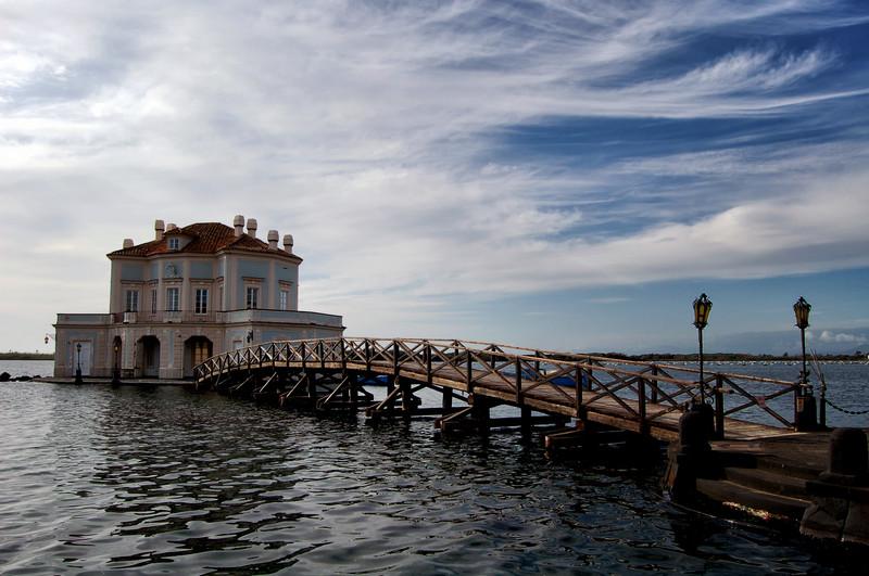 ''ponte della Casina Vanvitelliana – lato A'' - Bacoli