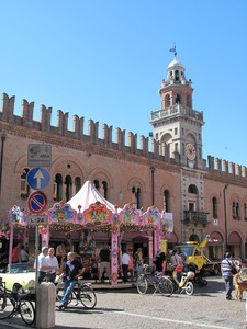 Piazza Guercino.