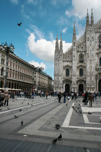 Milano e la sua Piazza.