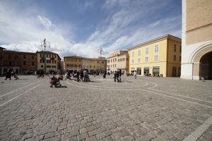 L'altra vista della piazza