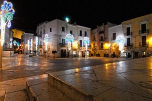 Luminarie in piazza