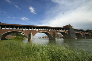 Ponte in Pavia