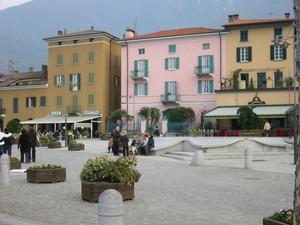 Colico, Piazza Garibaldi