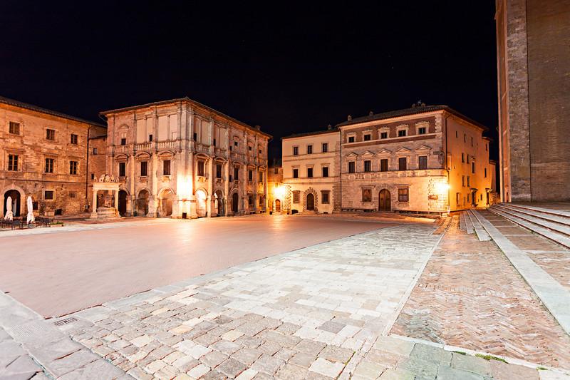''Montepulciano – Piazza -'' - Montepulciano