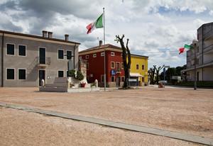 Tricolore in piazza