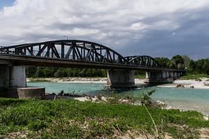 Attraverso l'Isonzo