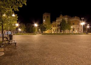 Notturno di Piazza Roma
