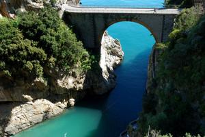 Il ponte di Furore