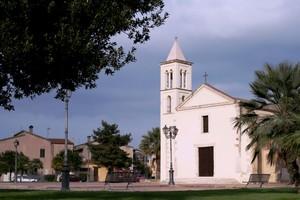 Piazza a Santa Greca
