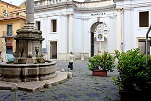 Capua piazza Duomo