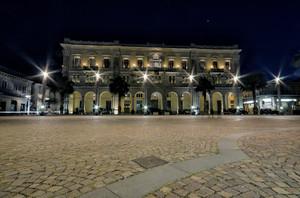 Notturno in piazza Duomo