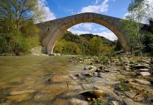 Primavera sul fiume Santerno