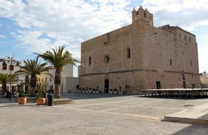 La Piazza di San Vito Lo Capo