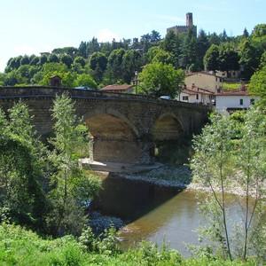 il ponte di Ponte a Poppi
