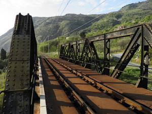 Ponte ferroviario, Joppolo (VV)