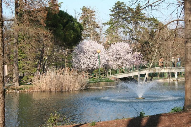 Bologna u2013 ponte u2013 giardini margherita